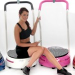 Vibration plates to train for sport